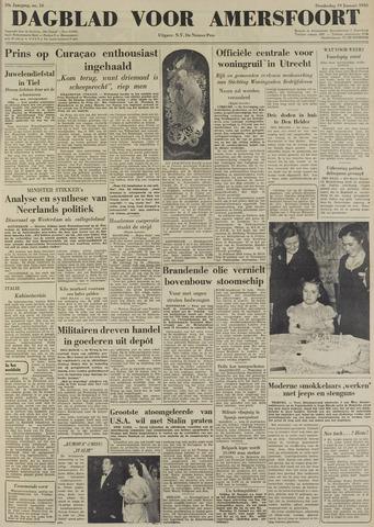 Dagblad voor Amersfoort 1950-01-19