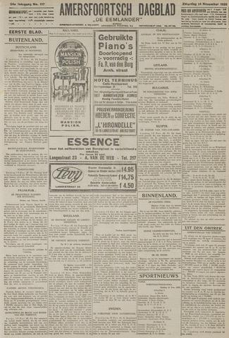 Amersfoortsch Dagblad / De Eemlander 1925-11-14