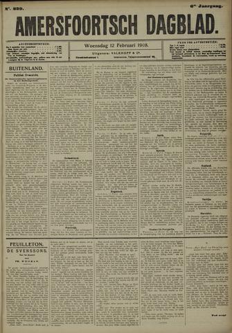 Amersfoortsch Dagblad 1908-02-12