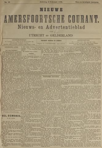 Nieuwe Amersfoortsche Courant 1895-02-02