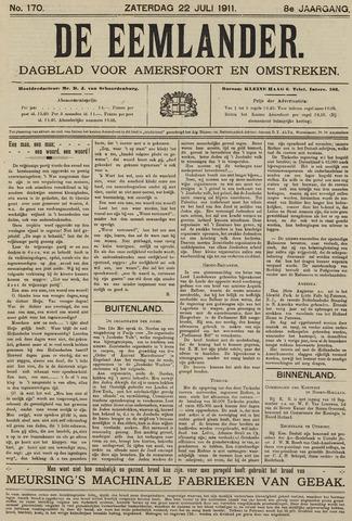 De Eemlander 1911-07-22