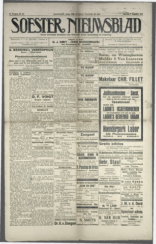 Soester Courant 1923-08-11