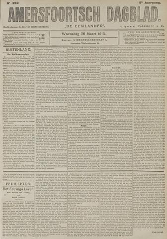 Amersfoortsch Dagblad / De Eemlander 1913-03-26