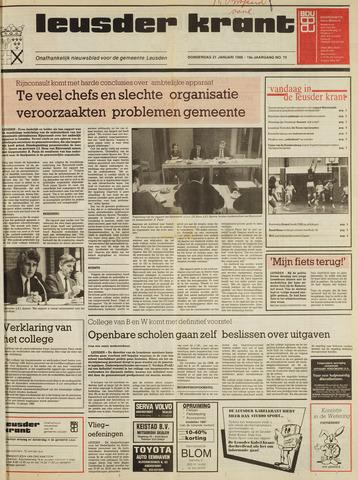 Leusder Krant 1988-01-21