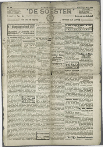 Soester Courant 1925-12-05