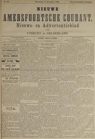 Nieuwe Amersfoortsche Courant 1895-12-11