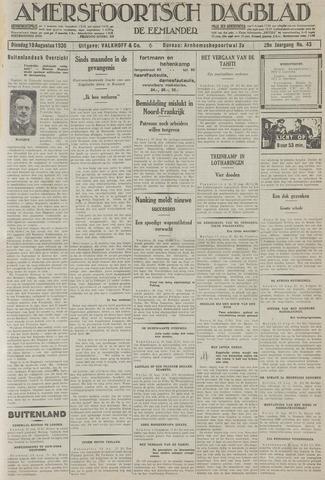 Amersfoortsch Dagblad / De Eemlander 1930-08-19