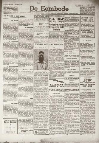 De Eembode 1937-07-09