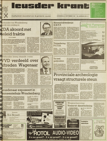 Leusder Krant 1987-09-24