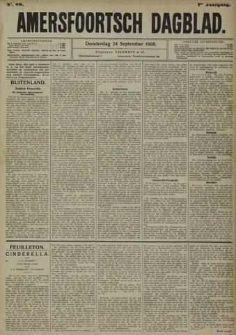 Amersfoortsch Dagblad 1908-09-24