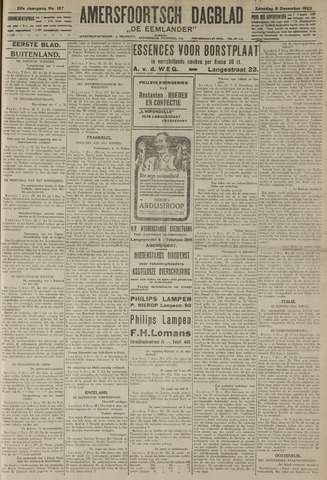Amersfoortsch Dagblad / De Eemlander 1923-12-08