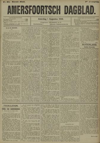 Amersfoortsch Dagblad 1908-08-01