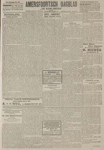 Amersfoortsch Dagblad / De Eemlander 1922-12-12