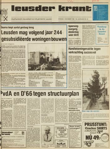 Leusder Krant 1984-12-04