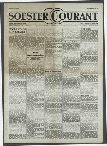 Soester Courant 1958-06-20