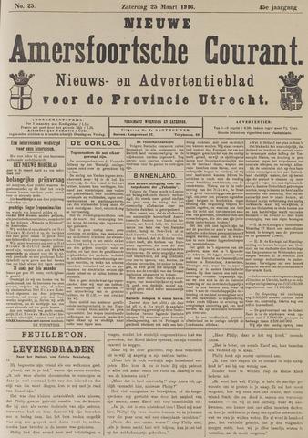 Nieuwe Amersfoortsche Courant 1916-03-25