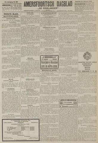 Amersfoortsch Dagblad / De Eemlander 1923-02-24