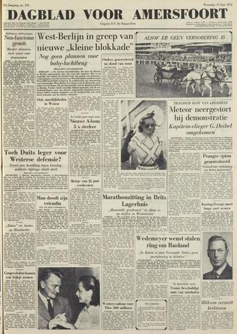 Dagblad voor Amersfoort 1951-06-13