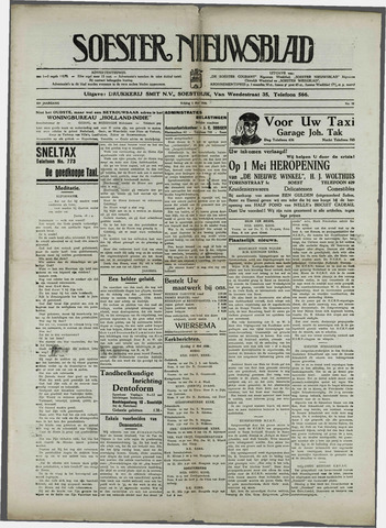 Soester Courant 1936-05-01