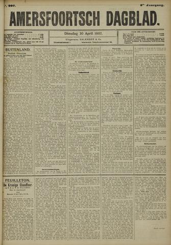 Amersfoortsch Dagblad 1907-04-30