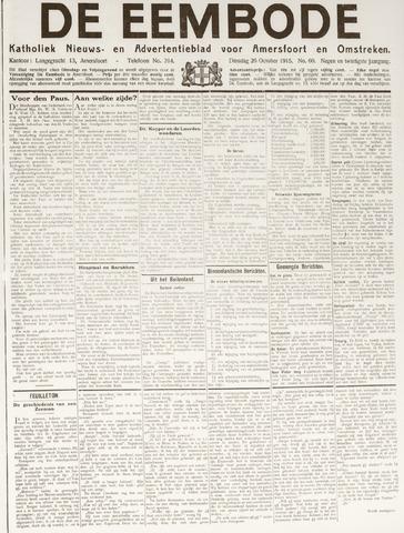 De Eembode 1915-10-26