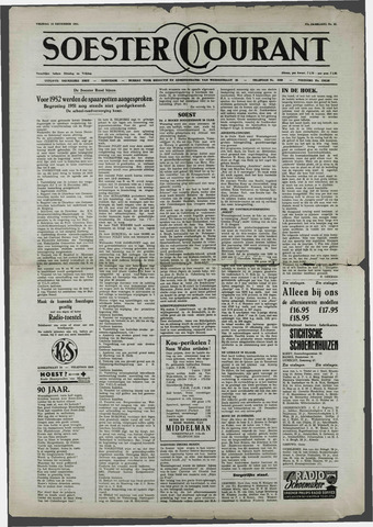 Soester Courant 1951-12-14