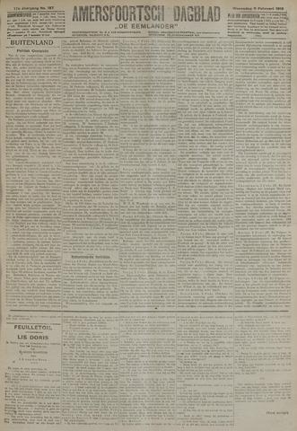 Amersfoortsch Dagblad / De Eemlander 1919-02-05