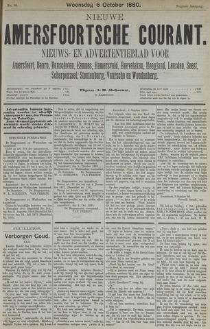 Nieuwe Amersfoortsche Courant 1880-10-06