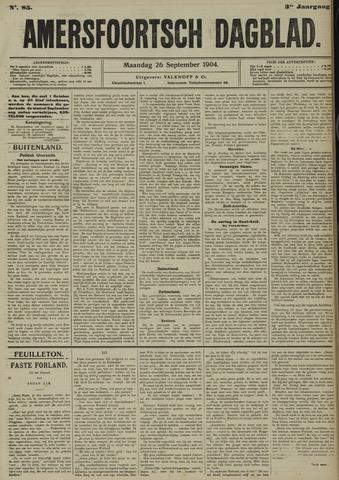 Amersfoortsch Dagblad 1904-09-26