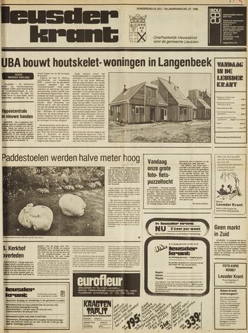 Leusder Krant 1980-07-24