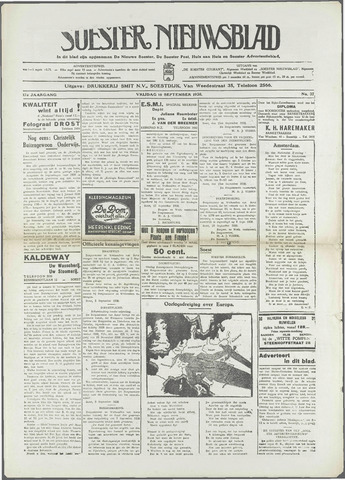 Soester Courant 1938-09-16