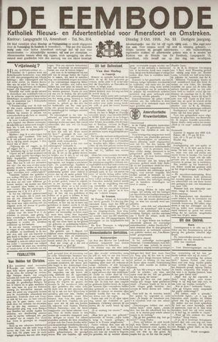 De Eembode 1916-10-03