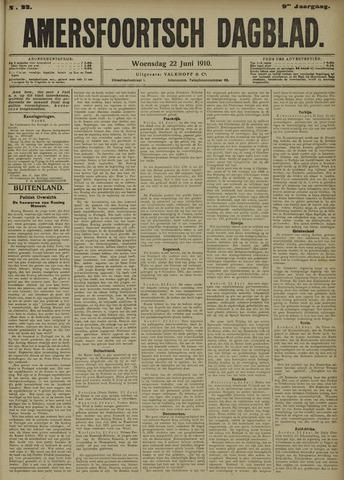 Amersfoortsch Dagblad 1910-06-22