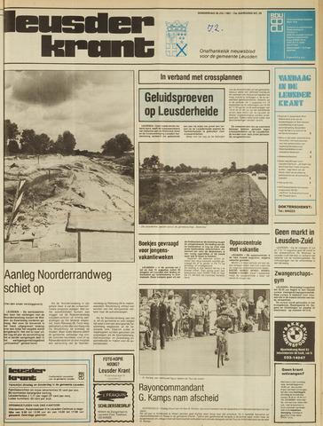Leusder Krant 1981-07-30