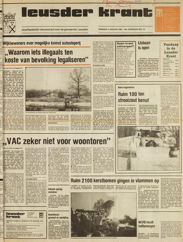 Leusder Krant 1985-01-08