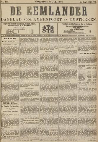 De Eemlander 1908-07-15