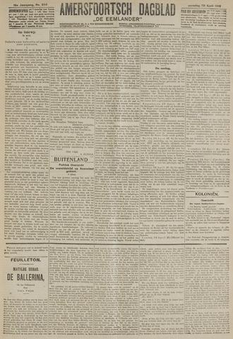 Amersfoortsch Dagblad / De Eemlander 1918-04-30