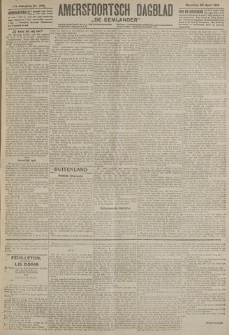 Amersfoortsch Dagblad / De Eemlander 1919-04-28