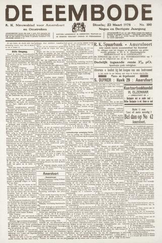 De Eembode 1926-03-23