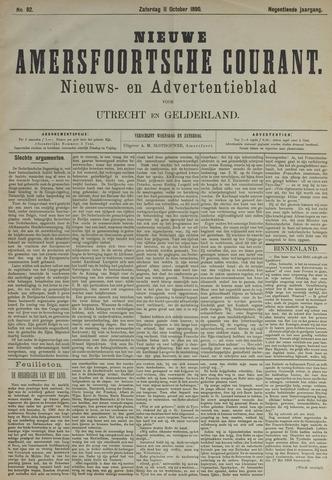 Nieuwe Amersfoortsche Courant 1890-10-11