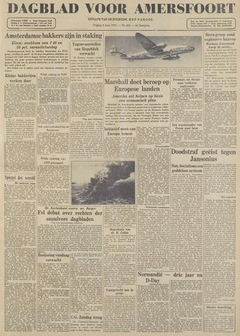 Dagblad voor Amersfoort 1947-06-06