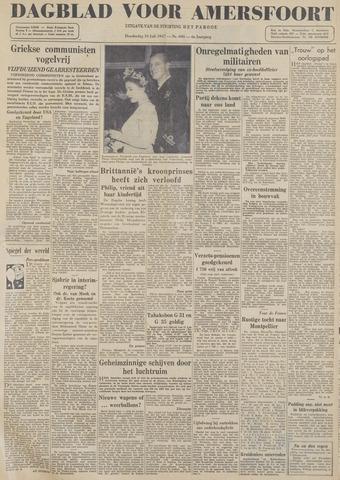 Dagblad voor Amersfoort 1947-07-10