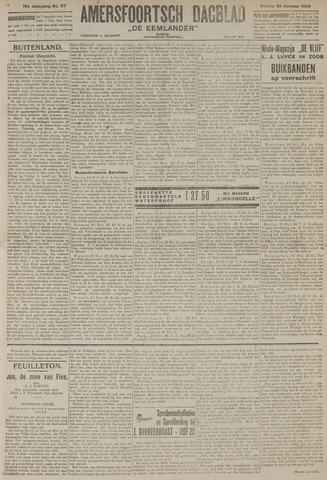 Amersfoortsch Dagblad / De Eemlander 1920-10-22