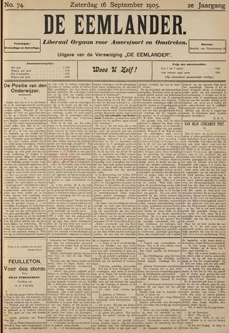 De Eemlander 1905-09-16