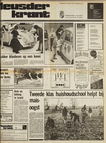 Leusder Krant 1974-11-21