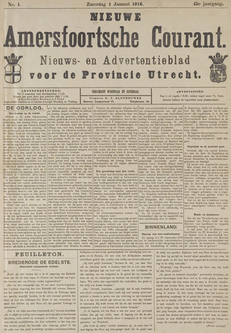 Nieuwe Amersfoortsche Courant 1916-01-01