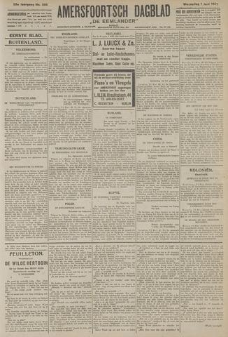 Amersfoortsch Dagblad / De Eemlander 1927-06-01