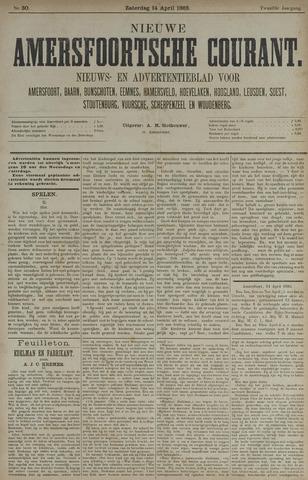 Nieuwe Amersfoortsche Courant 1883-04-14