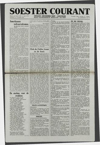 Soester Courant 1949-10-18