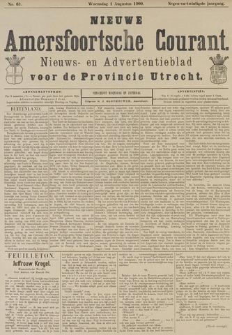 Nieuwe Amersfoortsche Courant 1900-08-01